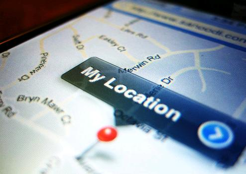 mobile geo location targeting